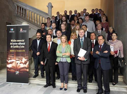 Junta y Editores se unen para impulsar la exportación de libros