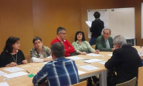 Conversaciones líquidas en Peñaranda